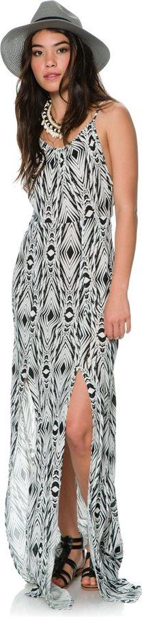 Volcom Holla Back Maxi Dress