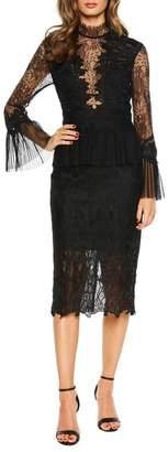 Bardot Frankie Lace Dress