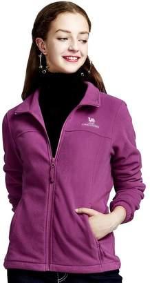 66fff9a50b60d at Amazon Canada · Camel Crown Polar Fleece Jackets for Women Full Zip Coat  - Warm