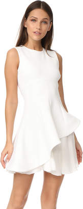 Cushnie Et Ochs Structured Fit & Flare Dress $1,625 thestylecure.com