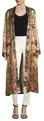 Etro 50th Anniversary Robe Coat