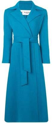 Barena long belted coat