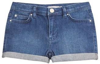 Mint Velvet Indigo Denim Shorts