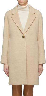 EQUIL 'Sapporo' oversized wool blend melton coat