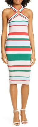 Ted Baker Iyndiaa Tutti Frutti Body-Con Sweater Dress
