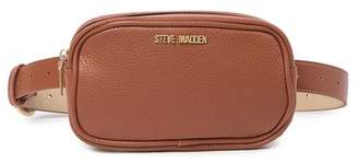 Steve Madden Pebble Grain Belt Bag