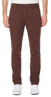 Buffalo David Bitton Straight-Leg Twill Pants