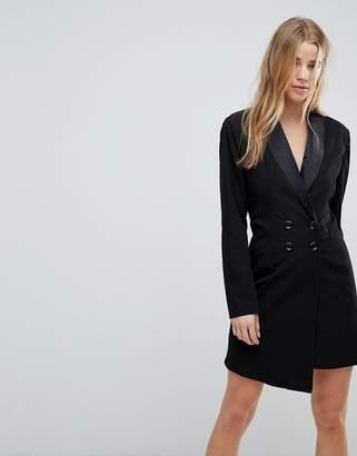 boohoo Tailored Blazer Dress