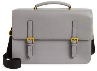 Ted Baker Barma Rubberized Briefcase