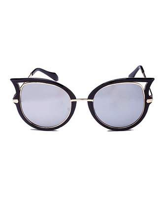 VivaLaDiva Alexis Cat's Eye Cats Style Sunglasses
