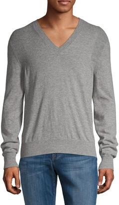 Maison Margiela Wool V-Neck Sweater
