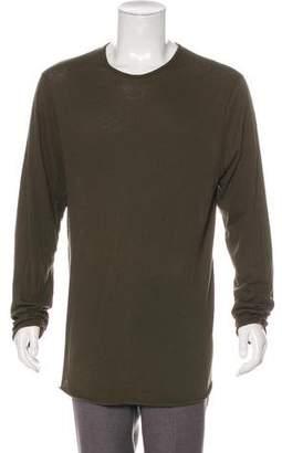 Rag & Bone Linen-Blend T-Shirt
