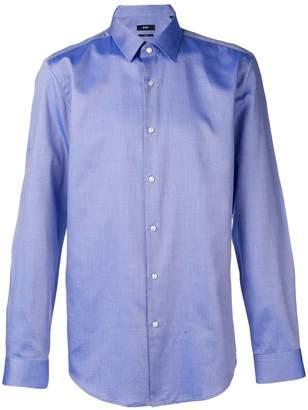 HUGO BOSS classic button-up shirt