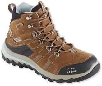L.L. Bean L.L.Bean Women's Rugged Ridge Waterproof Hiking Boots, Mid