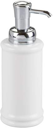 InterDesign Hamilton Ceramic Soap Pump
