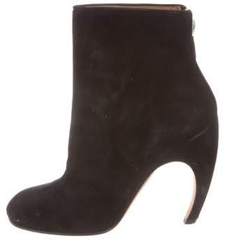 79cc7f5541a Givenchy Suede Ankle Boots For Women - ShopStyle Canada