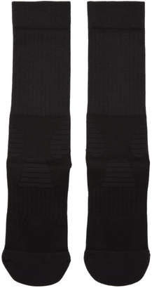 Y-3 Black Logo Tube Socks