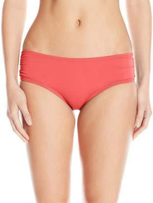 CoCo Reef Women's Master Classic Side Shirred Bikini Bottom
