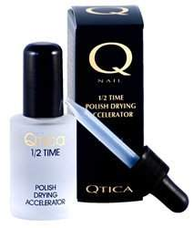 Qtica Nail Half Time Polish Drying Accelerator 7ml/0.25oz by