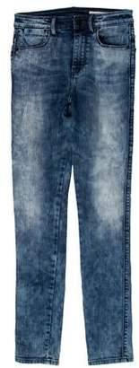 Sass & Bide Mid-Rise Skinny Jeans