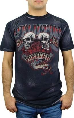 Affliction Tainted Love Short Sleeve T-Shirt XXXL