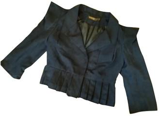 Supertrash Blue Jacket for Women
