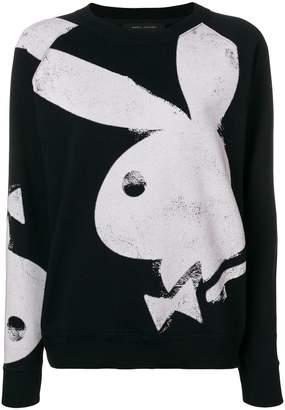 Marc Jacobs Playboy bunny sweatshirt