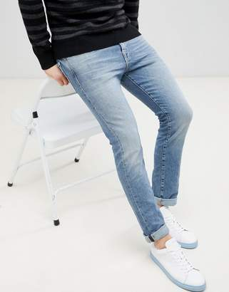 Selected Slim Fit Light Blue Jeans