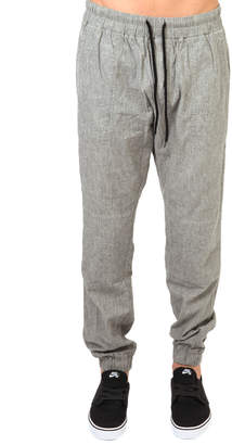 Shades of Grey Woven Easy Pant