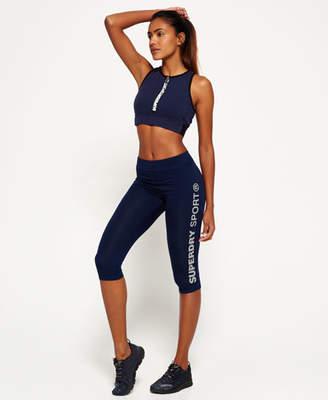 Superdry Core Gym Capri Leggings