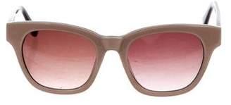 Derek Lam Felix Gradient Sunglasses