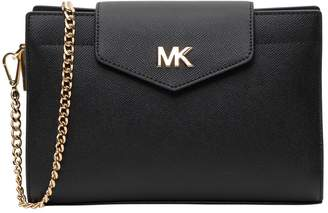 MICHAEL Michael Kors Grossgrain Leather Crossbody Bag