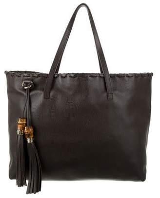 02e0cf4b3 Gucci Handbag With Tassel - ShopStyle