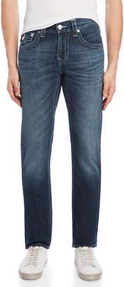 True Religion Indigo Heaven Skinny Flap Pocket Jeans
