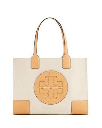 Tory Burch Ella Canvas Mini Tote Bag
