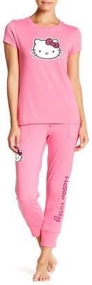 Hello Kitty Loungewear Set $42 thestylecure.com