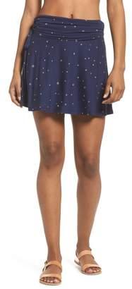 Patagonia Lithia Cotton Blend Skirt