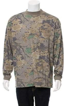 Yeezy Season 4 Camouflage Sweatshirt w/ Tags