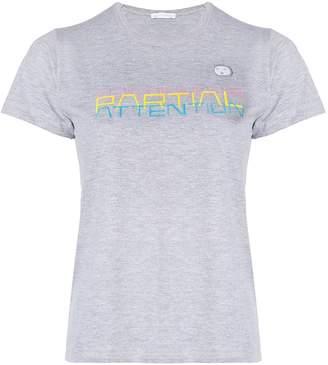 Societe Anonyme Partial T-shirt