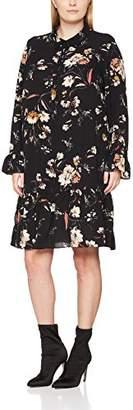 Studio Untold Women's Bedrucktes Kleid Dress