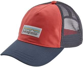 e274bf79 Patagonia Women's Pastel P-6 Label Layback Trucker Hat