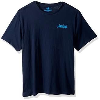 Margaritaville Men's Short Sleeve LandShark Graphic T-Shirt