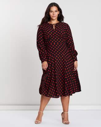Long Sleeve Maxi Dress Shopstyle Australia