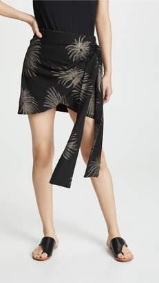Victoria Beckham Victoria Side Tie Skirt