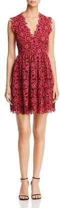 Kate Spade Floral Lace Dress