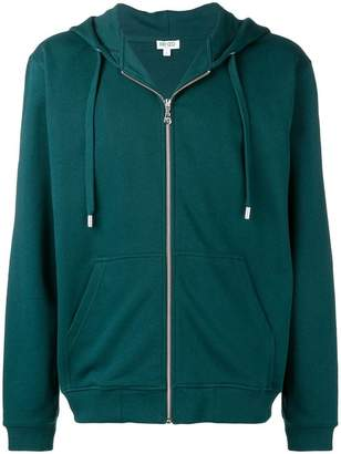 Kenzo zipped up hoodie