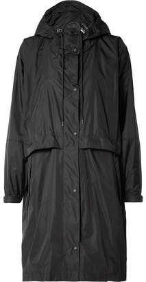 Prada Hooded Shell Jacket - Black