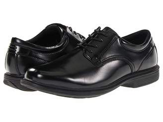 Nunn Bush Baker Street Plain Toe Oxford with KORE Slip Resistant Walking Comfort Technology
