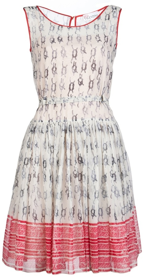 RED Valentino Dress with full skirt