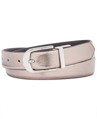 INC International Concepts I.n.c. Reversible Belt, Created for Macy's